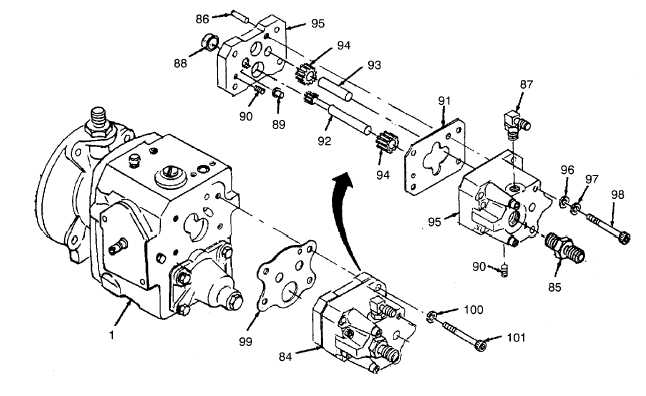 Gear Pump Assembly Install Gear Pump Assembly