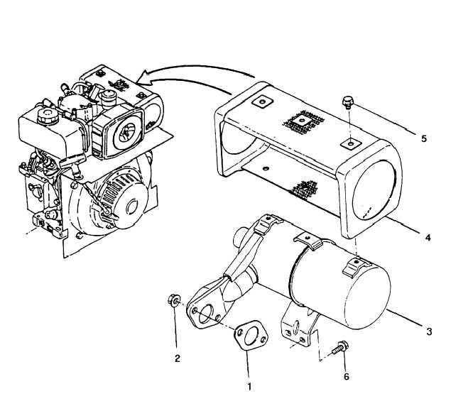 Centrifugal Spark Arrestor : Figure replace inspect exhaust silencer spark