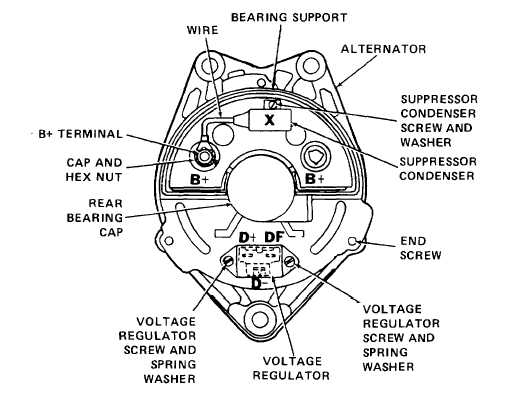 5 wire capacitor wiring diagram