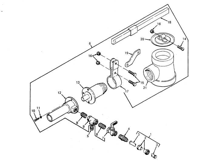 figure 8  exhaust primer assembly